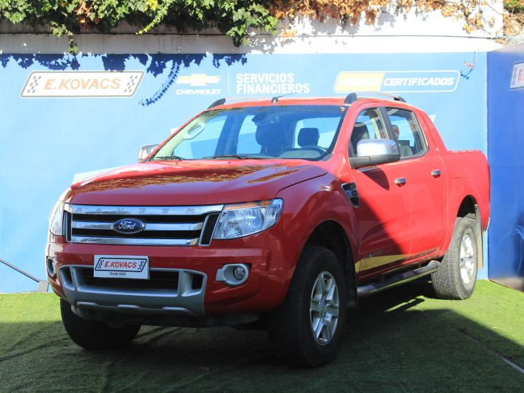 Camionetas Kovacs Ford Ranger rngermec 2.5 4x4 limited 2016