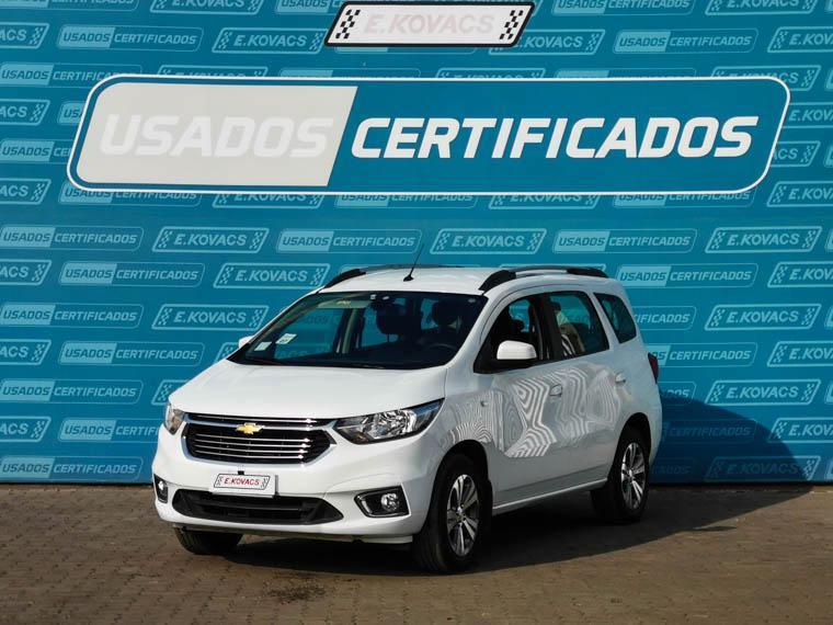 Furgones Kovacs Chevrolet Spin premier mt a/c 1.8c 2020