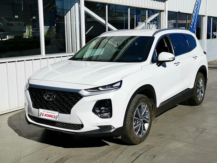 Camionetas Kovacs Hyundai Santa-fe 4x4 2.4 at 2019