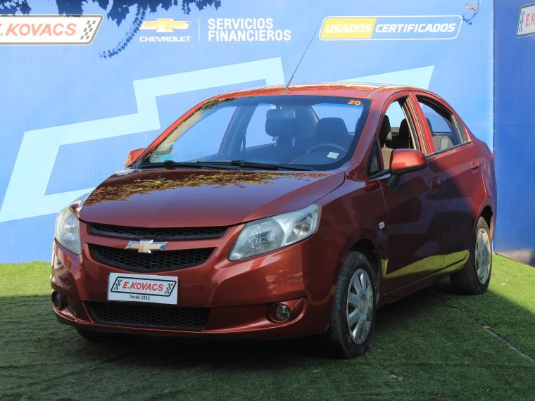 Autos Kovacs Chevrolet Sail 1.4 con a/c 2014