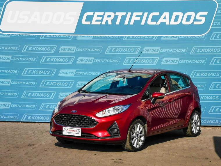Autos Kovacs Ford Fiesta titanium 1.6 mt a/c 2019