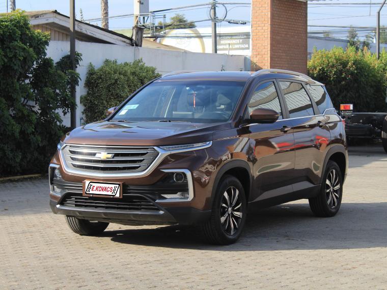Camionetas Kovacs Chevrolet Captiva premier 1.5 2021